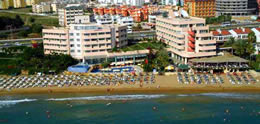 inceum plajı
