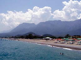 Kemer Plajı